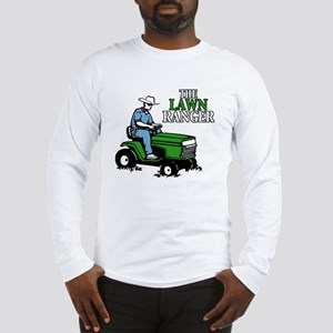 The Lawn Ranger Long Sleeve T-Shirt